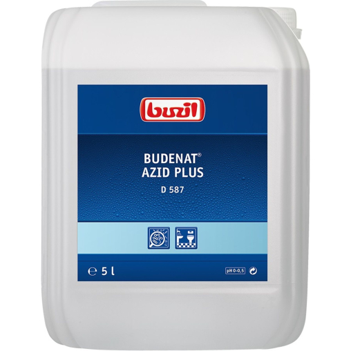 Buzil BUDENAT® AZID PLUS D 587 Desinfektionsreiniger