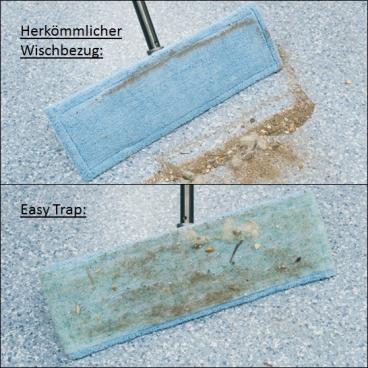 3M™ Reinigungsvlies Easy Trap Staubwischtuch standard, 2 Rollen = 12,7 cm x 15,2 cm, 500 Stück pro Karton