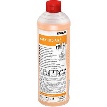ECOLAB MAXX Into Alk 2 Sanitärreiniger