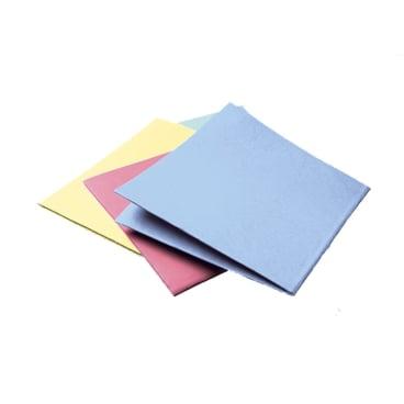 Vileda Professional MicroSmart, voluminöses Microfasertuch 1 Packung = 5 Stück, 36 x 38 cm, grün