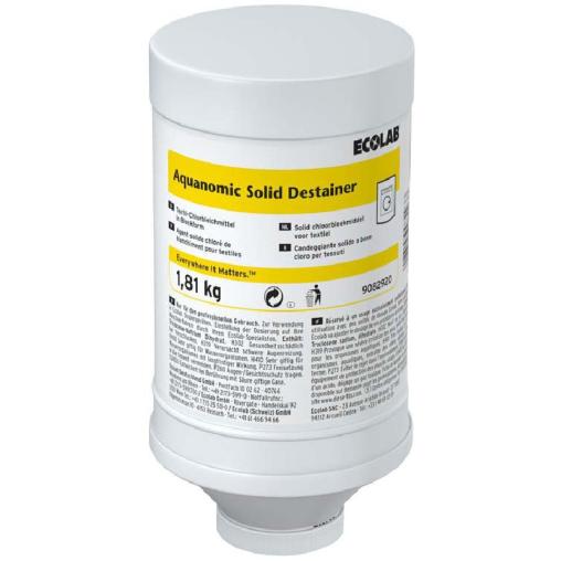 ECOLAB Aquanomic Solid Destainer Bleichmittel