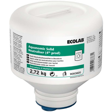 ECOLAB Aquanomic Solid Neutraliser