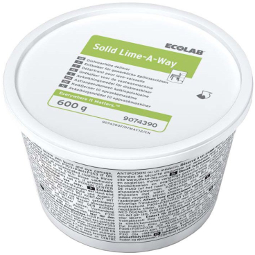 ECOLAB Solid Lime-A-Way Kalklöser