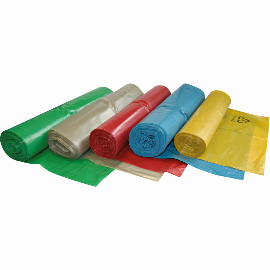 Typ 60 250 Müllsäcke rot 70 x 110 cm 120 l