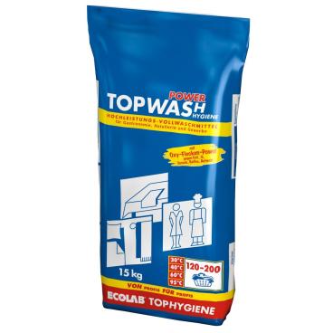 ECOLAB Topwash Power Vollwaschmittel