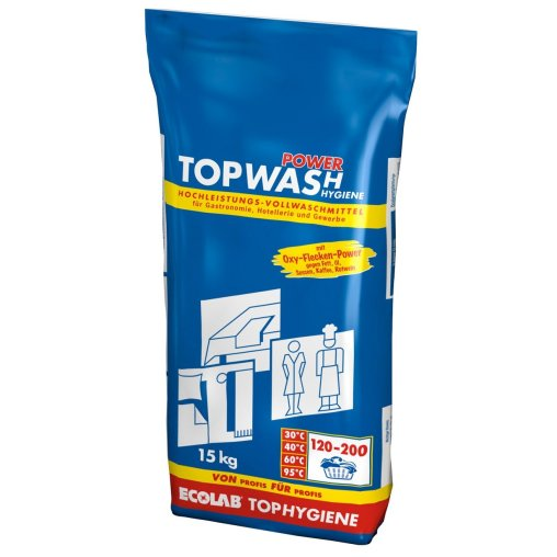ECOLAB Topwash Power Vollwaschmittel