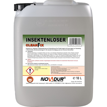 NOVADUR Insektenlöser Cleanfix