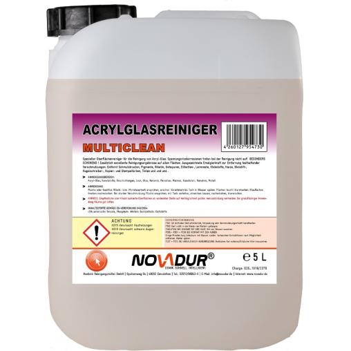 NOVADUR Acrylglasreiniger Multi Clean