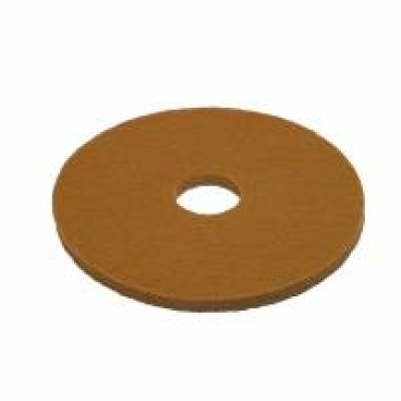 Vileda Dyna Cross Superpads, 20 mm dick Ø 430 mm, beige