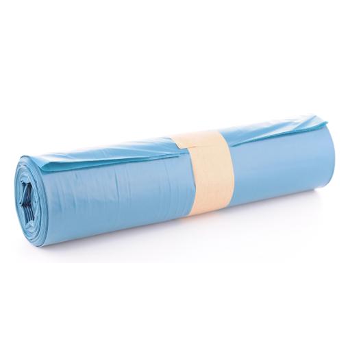 Müllsäcke 120 Liter, blau, Typ 70