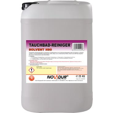 NOVADUR Tauchbad-Reiniger Solvent H90
