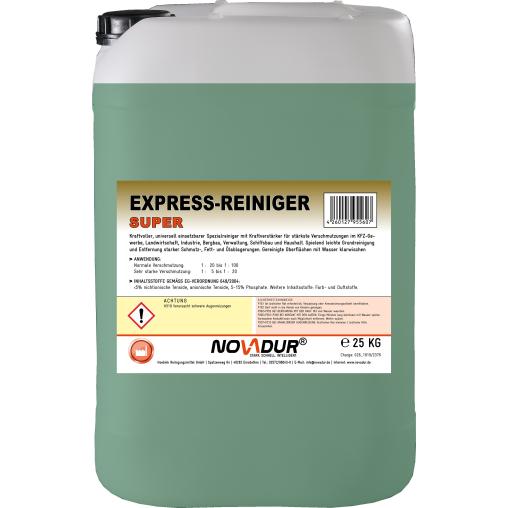 NOVADUR Express-Reiniger SUPER