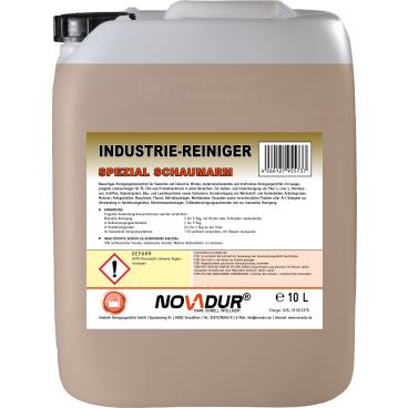 NOVADUR Industrie-Reiniger Spezial Schaumarm