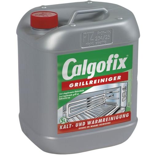 Calgofix Grillreiniger - Kalt- und Warmreinigung
