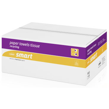 Wepa Smart Tissue-Format-Handtuchpapier, 2-lagig