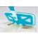Spontex Quick Spray+ - Sprühwischer 1 Wischer (19 x 13 x 144 cm) inkl. Reinigungsbürste