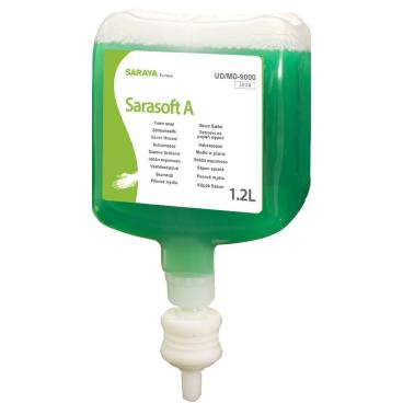 SARAYA Sarasoft A Schaumseife