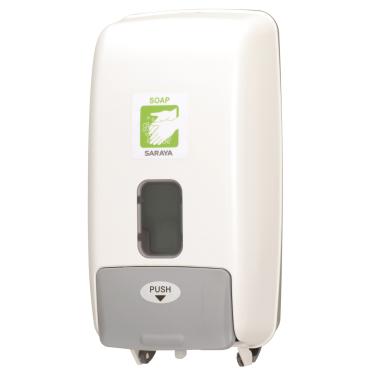 SARAYA MD-9000 Seifen- und Desinfektionsmittelspender