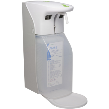 SARAYA ADS-500/1000 Seifen- und Desinfektionsmittelspender