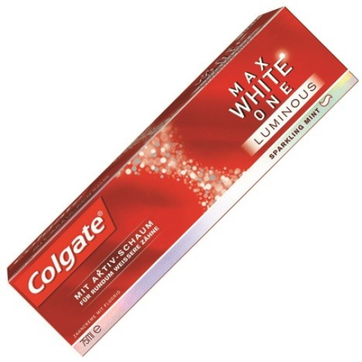 Colgate Zahncreme Max White One
