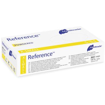 Meditrade Reference™ Latex Untersuchungshandschuh
