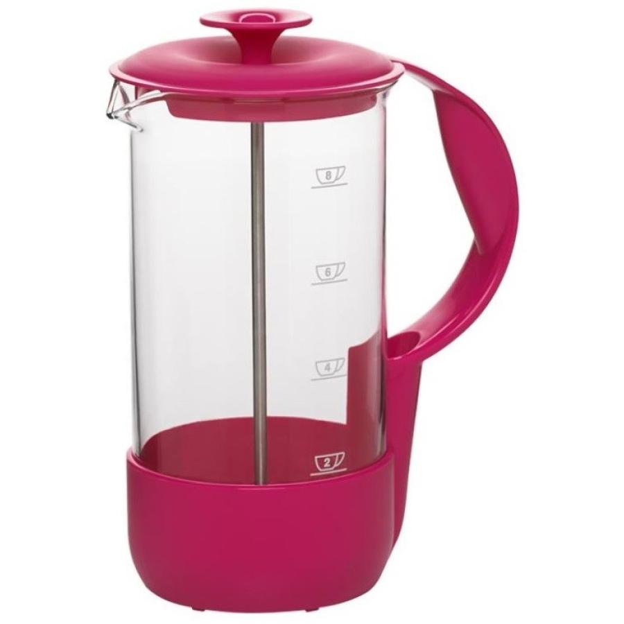 EMSA NEO Kaffeebereiter, Farbe: Pink Online Kaufen
