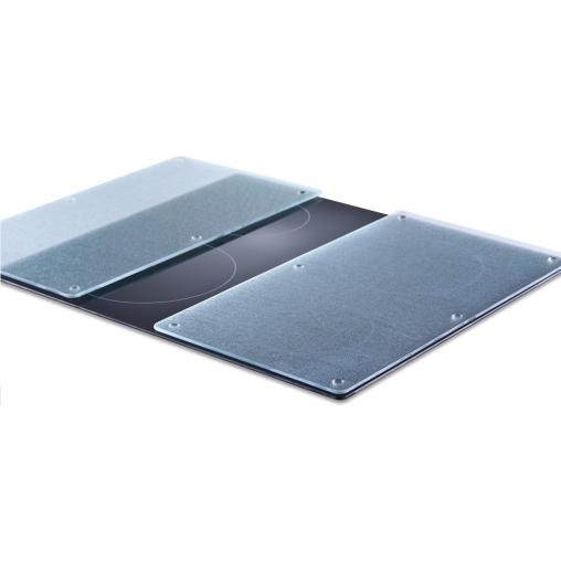 Zeller Herdabdeck-/Schneideplatten Glas