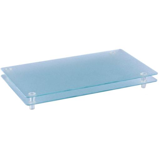 Zeller Glasschneideplatten für 4-Plattenkochfeld