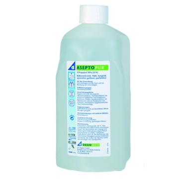 DESOMED Aseptopur® Hände- und Hautdesinfektion