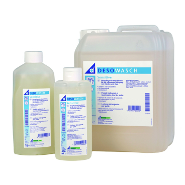 DESOMED Desowasch Sensitive - hautpflegende Waschlotion
