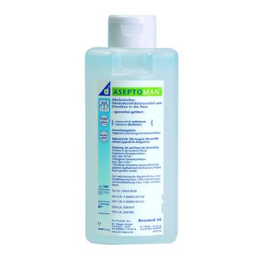 DESOMED Aseptoman Plus Händedesinfektionsmittel 1000 ml - Flasche