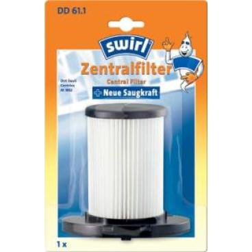 Swirl Zentralfilter DD 61.1 Centrixx 1 Stück