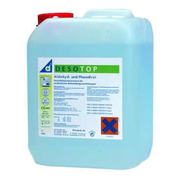 DESOMED Desotop Desinfektionskonzentrat 10 Liter - Kanister
