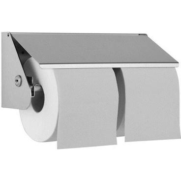 Wagner EWAR Doppel-Toilettenpapierhalter WP 149