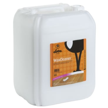 LOBA® LOBACARE WaxCleaner 10 l - Kanister