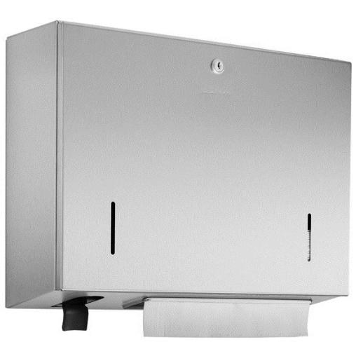 Wagner EWAR Kombinierter Seifen- und Papierhandtuchspender WP 550