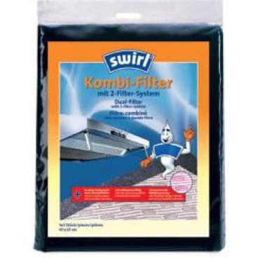 Swirl Kombi-Filter 1 Packung = 2 Stück