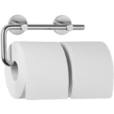 Wagner EWAR Doppel-Toilettenpapierhalter, AC 252