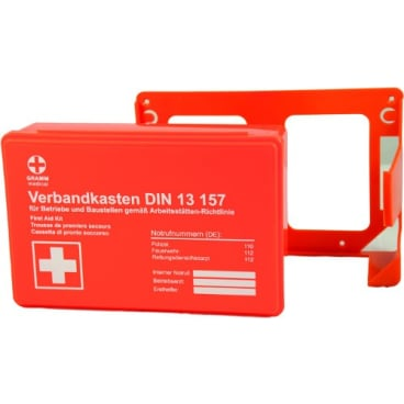 GRAMM medical Betriebsverbandkasten MINI