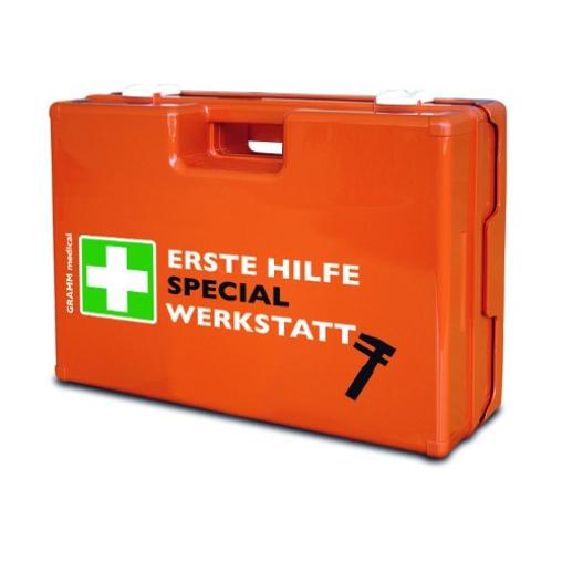 GRAMM medical Verbandkoffer SPECIAL Werkstatt