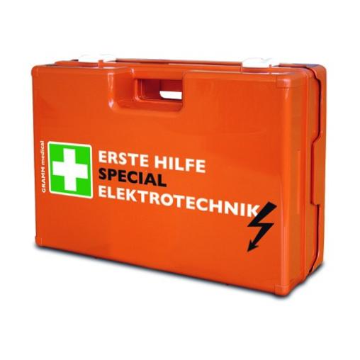 GRAMM medical Verbandkoffer SPECIAL Elektrotechnik