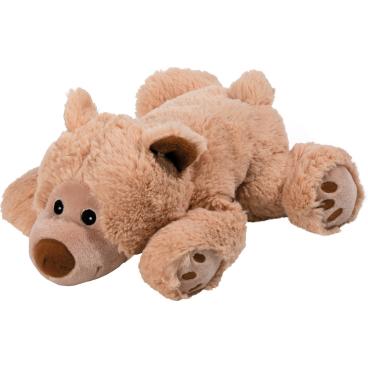 Warmies® Wärmestofftier Liegender Bär
