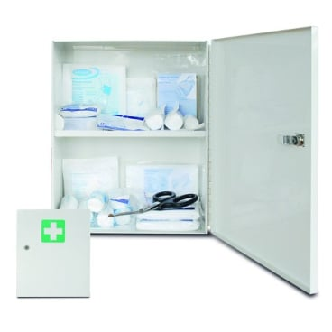 GRAMM medical Metall-Verbandschrank A