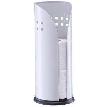 Zeller Metall Toilettenrollenhalter