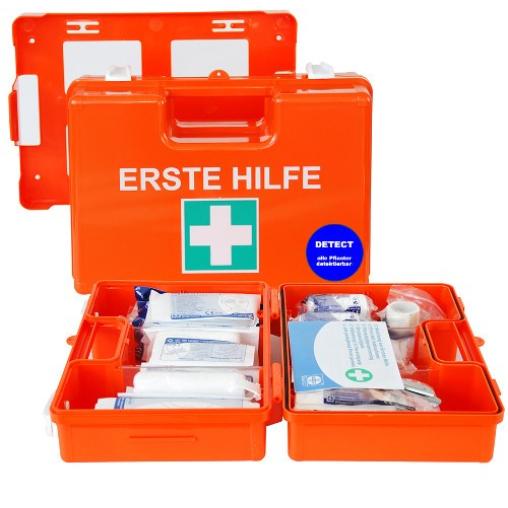 GRAMM medical Betriebsverbandkoffer DOMINO detect