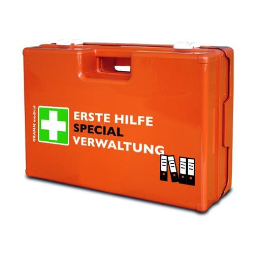 GRAMM medical Verbandkoffer SPECIAL Verwaltung