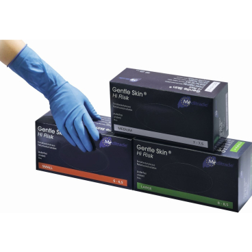 Meditrade Gentle Skin® HiRisk Latex Schutzhandschuh