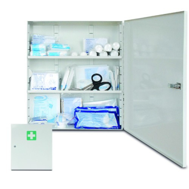 GRAMM medical Metall-Verbandschrank B