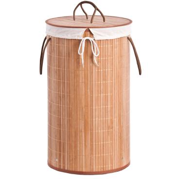 Zeller Bamboo Wäschesammler