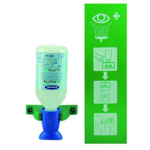 GRAMM medical Eye Care Augenspülstation Single